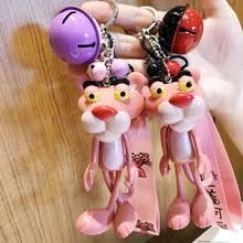<b>Kawaii</b> Kpop <b>аксессуары</b> розовая игрушка пантера брелок <b>Kawaii</b> ...