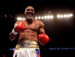 Mike Tyson comeback opponent Shannon Briggs was hardest Lennox Lewis ever  faced and was in Logan Paul's corner