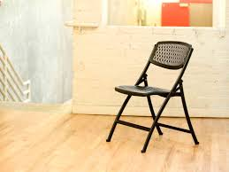 black metal folding chairs. Black Metal Folding Chairs I