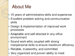 About Me In Resume Stunning 6816 Resume Me Choice Image Resume Format Examples 24