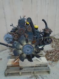 R. F. Engine International T444E V-8 Turbocharged, 7.3L Engine ...