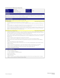 resume resume easy on the eye automotive maintenance supervisor resume samples building maintenance supervisor resume samples maintenance resume samples