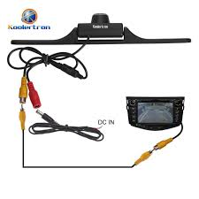 koolertron backup camera wiring diagram koolertron rear view license plate backup camera by koolertron jadeals com on koolertron backup camera wiring diagram