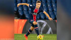 PSG boss causes confusion by stating midfielder Ander Herrera 'died in the  dressing room'