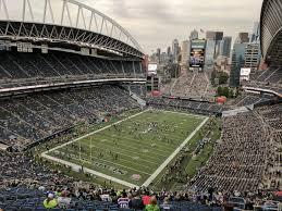 Centurylink Arena Seattle Seating Chart Centurylink Field Seattle Tickets Schedule Seating Autos
