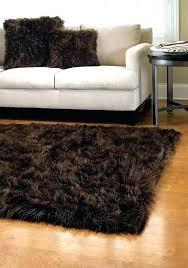 grey mongolian faux fur rug giant cream sheepskin oversized area interior lamb throw blanket curly grey mongolian faux fur rug