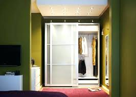 ikea closet doors bedroom excellent door panels white sliding floor s mirrored wardrobe pax