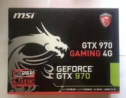 Обзор от покупателя на <b>Видеокарта MSI GeForce GTX</b> 970 ...