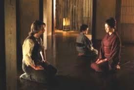 the last samurai film reviews films spirituality practice the last samurai tom cruise as algren and koyuki as taka