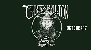 Chris Stapleton North Charleston Coliseum Performing