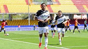 Benevento - Udinese 2-4 - Calcio - Rai Sport