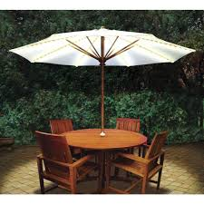 patio ideas patio umbrella solar lights tilt patio umbrella lights bed bath and beyond blue