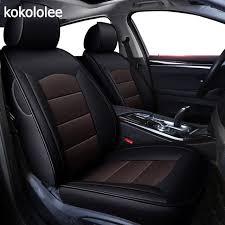kokololee custom real leather car seat cover for kia ceed 2017 cerato k3 sportage 3 rio