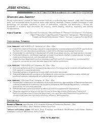 Paralegal Resume Template New Paralegal Resume Example Professional Experience Sample Canada