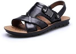 carriesu Summer New Mens Beach Shoes Casual ... - Amazon.com