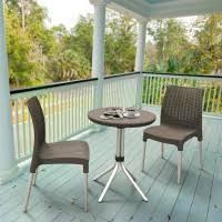 <b>Комплект мебели Keter</b> Chelsea set коричневый, цена - купить в ...