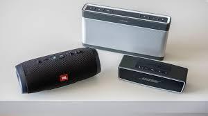 Jbl Charge 3 Vs Bose Soundlink Iii Mini Ii Youtube