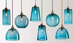 turquoise pendant lighting. Rothschild-Bickers-Pick-N-Mix-Colored-Glass-Pendants-Remodelista-02 | Lighting Pinterest Glass Pendants, Pendants And Turquoise Pendant W