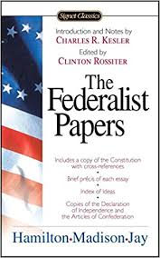 the federalist papers signet classics alexander hamilton james  the federalist papers signet classics alexander hamilton james madison john jay clinton rossiter charles r kessler 9780451528810 amazon com books