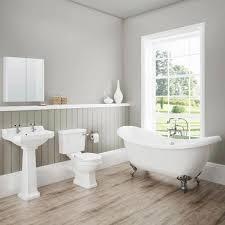 Classic Bathroom Suites Traditional Bathroom Suites Victorian Plumbing Uk