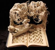 paper book sculpture art jodi harvey brown 2