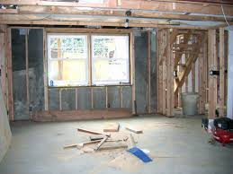 framing around basement window installation egress wells for home design ideas out windows sill existing