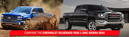 Dare To Compare Sierra vs. Silverado | Yemm Automotive Group