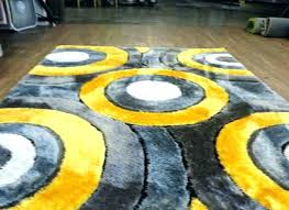 yellow gray area rugs fashionable and rug magnificent black grey striped ruger sr22