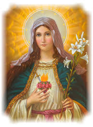 Image result for immaculate heart of mary