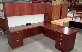 kimball office executive l desks