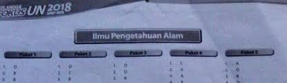 Motivasi sukses berasal dari rasa sakit hati. Kunci Jawaban Erlangga Fokus Un Smp Mts 2018 Bahasa Indonesia Bahasa Inggris Matematika Ipa English Ninety