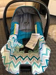 evenflo nurture infant car seat max