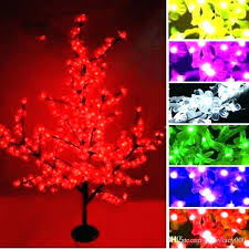 led tree lamp led tree lamp lighted floor and new cherry blossom trees lighting waterproof garden