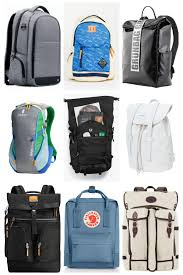How To Design Your Backpack These Are The Best Eco Friendly Ethical Backpacks