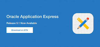 Oracle Announces Oracle Application Express 5 1 Oracle