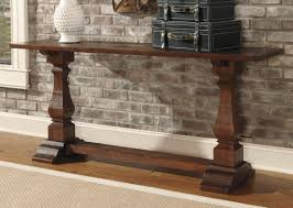 Vintage Rustic - Console Table - T500-804
