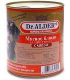 <b>Dr</b>. <b>ALDER's</b> Алдерс <b>Гарант Консервы</b> для собак Мясное блюдо ...