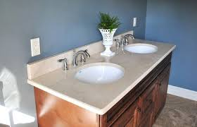 bathroom design medium size marble natural stone city honed cream quartz crema marfil countertop