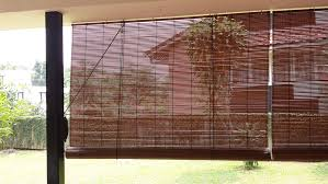 bamboo window blinds. Outdoor Bamboo Roller Blinds Chicks Window