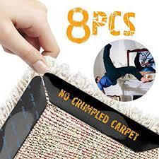 carpet tape rug pud anti curling rug grippers non slip carpetgripper for hardwood floors anti slip