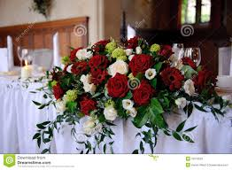 [ Red White Flowers Wedding Red Roses Decorate Wedding Table 16 ] - Best  Free Home Design Idea & Inspiration
