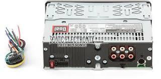 dual xhd7714 cd mp3 player w built in bluetooth & hd radio Dual Xhd7714 Wiring Harness Dual Xhd7714 Wiring Harness #3 dual xhd7714 wiring diagram