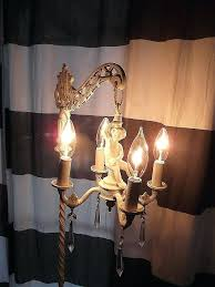 vintage shabby chic chandelier chandelier floor lamp vintage crystal ornate chandelier light shabby chic chandelier chippy