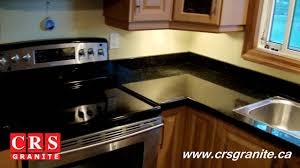 Kitchens With Uba Tuba Granite Granite Countertops By Crs Granite Uba Tuba Granite 2cm Youtube