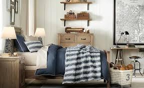 rustic industrial boy bedroom design gather inspiration from this bedroom restoration hardware design42 inspiration