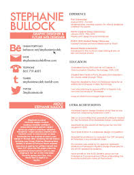 Cute Resume Templates Stunning Cute Resume 48 Ifest