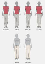 Boys And Girls Clothing Size Chart