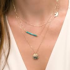 soar bird necklace layering necklace gold silver rose gold delicate gold necklace dove necklace bird necklace
