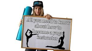 how to become a yoga instructor the