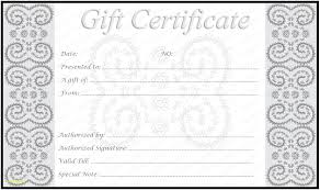 free photography gift certificate template unique editable t certificate template inspirational make your own t voucher